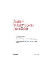 Drivers Toshiba Satellite 2410-S185 LAN