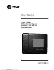Trane Tracer CH530 User Manual