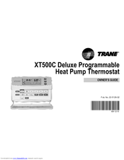 manuals and user guides for trane xt500c  we have 1 trane xt500c manual  available for free pdf download: owner's manual