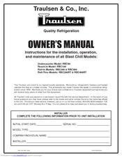 traulsen rbc200rt manuals 1997 f250 wiring diagram door aht232nut traulsen wiring diagram