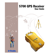 trimble 5700 user manual pdf download rh manualslib com Trimble 5700 Receiver trimble gps 5700 manual