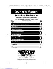 tripp lite internet office ups manual
