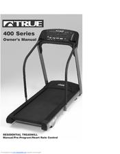 true 540 soft select treadmill manual