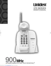 uniden 900 mhz owner s manual pdf download rh manualslib com Uniden Digital Answering System Manual Uniden Digital Answering System Manual
