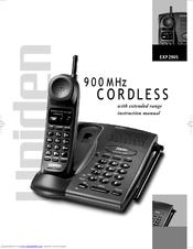 uniden exp 2905 manuals rh manualslib com