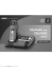 uniden tru9485 2 tru cordless phone manuals rh manualslib com Tru 9485 Uniden TRU9488 4R
