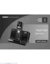 uniden tru9280 series owner s manual pdf download rh manualslib com uniden tru9480 manual uniden tru9480 manual