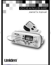 Uniden OCEANUS Owner's Manual
