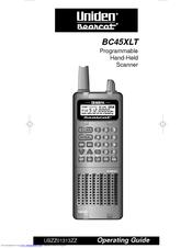 uniden bc45xlt manuals rh manualslib com Uniden Digital DECT 6.0 Manual Uniden Cordless Phone Manual