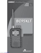 uniden bearcat bc95xlt user manual pdf download rh manualslib com Uniden Digital DECT 6.0 Manual Uniden Phone Answering Machine Manual