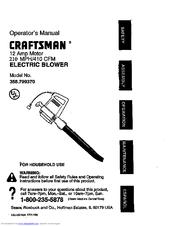 craftsman lawn mower owners manual pdf