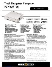 vdo pc 5200 manuals rh manualslib com