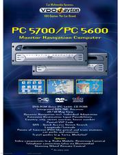 vdo monitor navigation computer pc 5600 specifications pdf download rh manualslib com