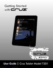 velocity cruz t301 user manual pdf download rh manualslib com Cruz Reader R103 Factory Reset Cruz Reader R103 Factory Reset