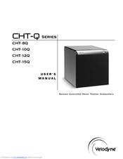 velodyne cht 8q manuals rh manualslib com