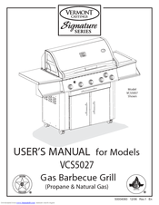 Natural Gas Barbecue Grill Troubleshooting