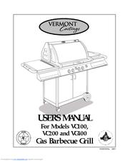 vermont castings vc400 manuals rh manualslib com Vermont Castings Blue Grill Vermont Castings 5 Burner Grill