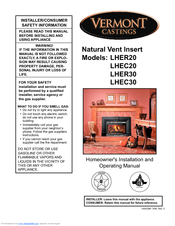 vermont castings insert studio lhec30 manuals vermont castings insert studio lhec30 homeowner s installation and operating manual