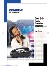 Comdial ethernet (rj-45) business phone sets & handsets for sale.