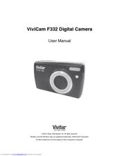vivitar vivicam x225 manuals rh manualslib com Vivitar Digital Camera Record Vivitar ViviCam 3315 User Manual