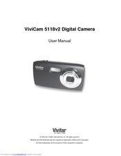 vivitar vivicam 5118 manuals rh manualslib com