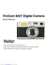vivitar vivicam 5385 instructions manual