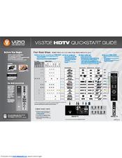 vizio vs370e manuals rh manualslib com Vizio Back Remove Cover