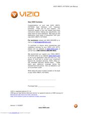 vizio vw37l hdtv20a manuals rh manualslib com Vizio TV Manual VW32L Vizio VW32L HDTV20A Specs