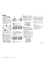 vtech 6042 manuals rh manualslib com VTech Baby Monitor Manual VTech Flip for Phonics