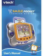Vtech v smile pocket original manuals - Console vtech vsmile pocket ...