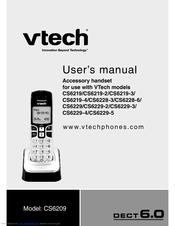 vtech dect 6 0 cs6219 user manual pdf download rh manualslib com vtech cs6429-2 manual español vtech model cs6429-2 manual