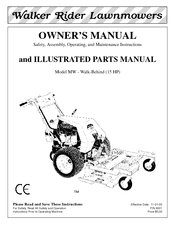 walker mower mt wiring diagram
