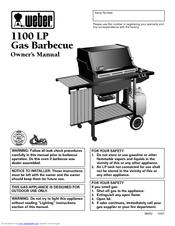 weber 1100 lp owner s manual pdf download rh manualslib com Weber Model 8006 Parts Weber Grills On Sale