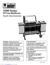 weber genesis ep 310 manual