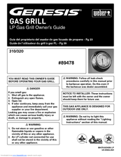 Gas grill maintenance | tips & techniques | weber grills.