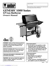weber genesis ii assembly instructions