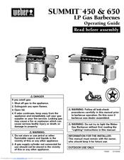 weber summit 450 manuals rh manualslib com weber sumit manual weber summit charcoal manual