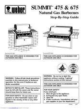 weber summit 675 manuals rh manualslib com weber summit s-420 manual weber summit charcoal manual