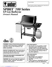 weber spirit 700 series manuals rh manualslib com weber spirit grill cleaning instructions weber spirit grill lighting instructions