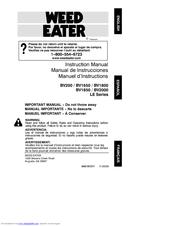 Weedeater blower vac bv200 manual.