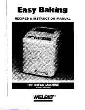 welbilt abm3000 manuals rh manualslib com welbilt abm300 bread machine manual welbilt bread machine abm 3000 manual