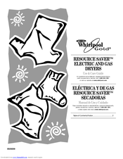 Whirlpool 8535839 Use And Care Manual