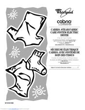 cabrio dryer manual