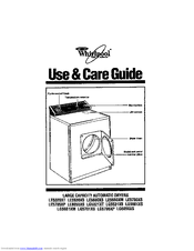 Whirlpool LE5320XT Use And Care Manual
