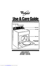 Whirlpool LG5721XS Use And Care Manual