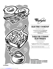 Whirlpool G7CE3034XC Use And Care Manual