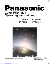 Panasonic CT20SX11E - 20