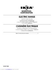 whirlpool for ikea w10017750b2 manuals rh manualslib com ikea whirlpool oven fxvm6 manual ikea whirlpool oven manual fcsm6