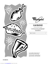 Whirlpool W10110369 Use And Care Manual