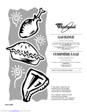 Whirlpool SF367LXSQ Use And Care Manual